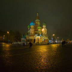 """photo """"On Red Square"""""""