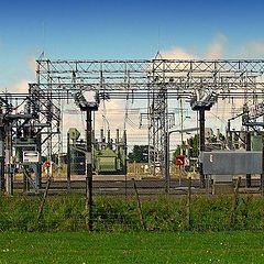 "photo ""Electricity Sub Station"""