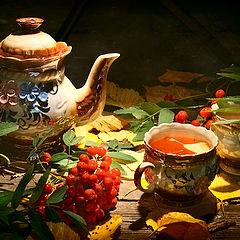 "фото ""Тихий сентябрьский вечер"""