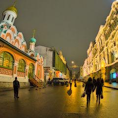 "photo ""In Nikolsky street"""