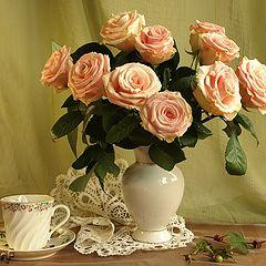 """фото """"Букет роз."""""""