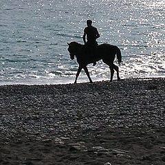 """фото """"Джигит проскакал на коне"""""""