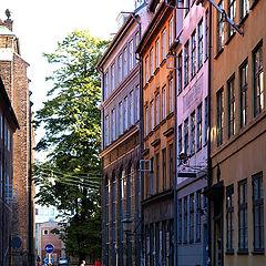 """photo """"September Morning In Copenhagen"""""""
