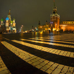 """photo """"On Red Square (2)"""""""