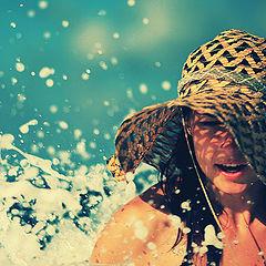 """фото """"at the sea"""""""