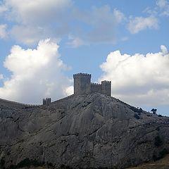 """фото """"Генуэзская крепость"""""""