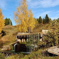"""фото """"Старая плотинка"""""""