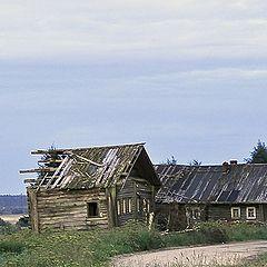 "photo ""Dying village. Option 2"""