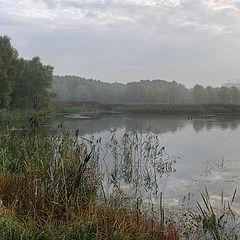 """фото """"Осеннее озеро"""""""