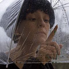 "photo ""rain draws the mood .."""