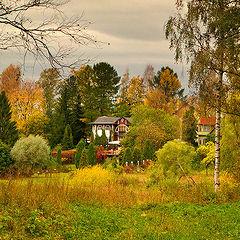 """фото """"Вид на осень"""""""