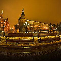 """photo """"At the Kremlin (4)"""""""