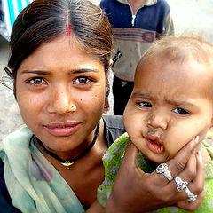 """фото """"индийская мамочка ."""""""