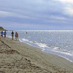 "photo ""Autumn beach"""