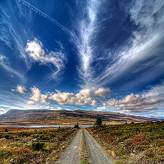 """photo """"The Road....."""""""