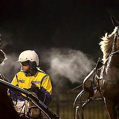 "фото ""The race"""