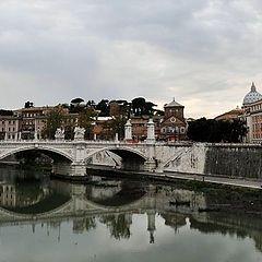 """фото """"Ponte Vittorio Emanuele II"""""""