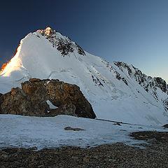 """фото """"Рассвет в горах"""""""