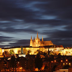 "photo ""Prague. Night view."""