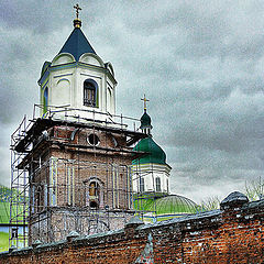 "photo ""Old church in Negin"""
