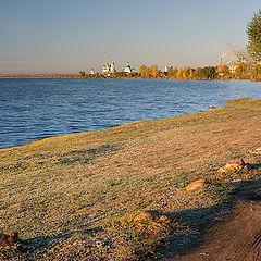 """photo """"View on lake Nero"""""""