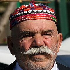 """photo """"Portrait of a Druze Man"""""""
