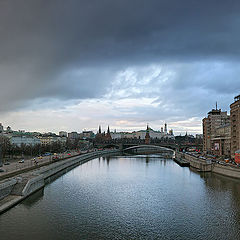 "photo ""Moscow. Late autumn"""