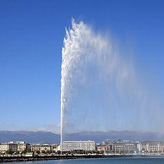 """фото """"Чуден фонтан при ясной погоде!"""""""