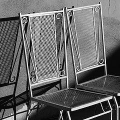"фото ""Two Chairs"""