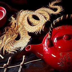 """фото """"Китайский чай на одну персону..."""""""