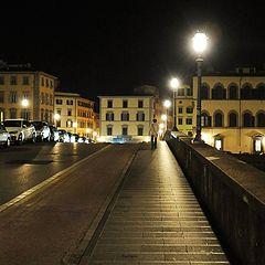 """фото """"Ночи Флоренции.Последний прохожий."""""""