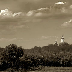 "photo ""Russian expanses ...."""
