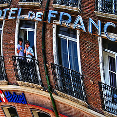 "photo ""HOTEL de FRANCE"""