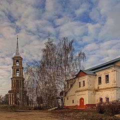 "photo ""Red square of Venev-city"""
