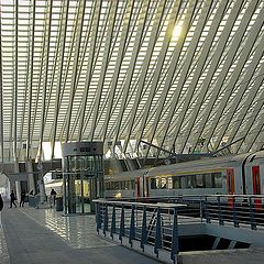"фото ""modern station #2"""