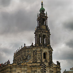 "photo ""Majestic and morose Dresden ..."""