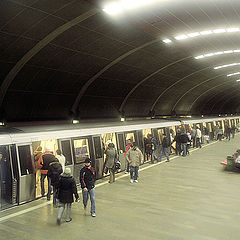 "фото ""Metro station"""