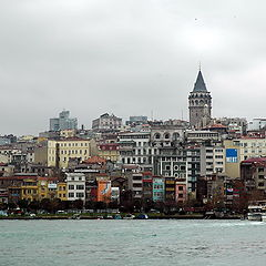 "фото ""Istanbul Galatian Tower"""