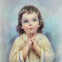 "фото ""Маленький ангел"""