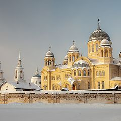 "photo ""The Exaltation of the Cross Cathedral. Verkhoturye."""