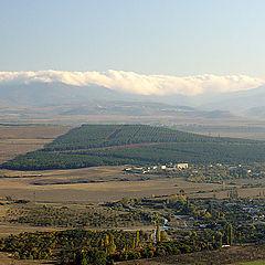 """фото """"Крым. Вид со стороны горы Ак-Кая"""""""