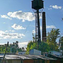 "фото ""водонапорная башня"""