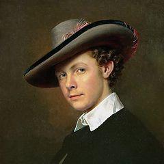 """фото """"Портрет молодого человека."""""""