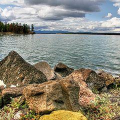 """photo """"Silver Lake"""""""