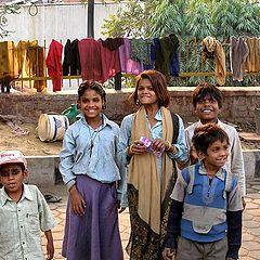 """фото """"индийские прогульщики."""""""