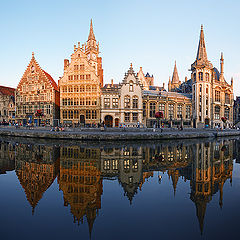 """photo """"City of Ghent"""""""