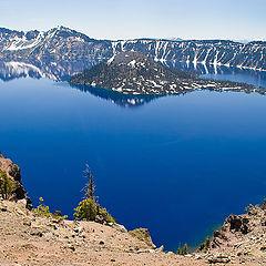"photo ""Half of the lake"""