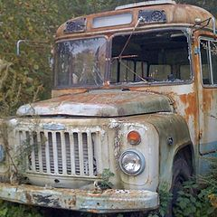"photo ""Old Bus"""