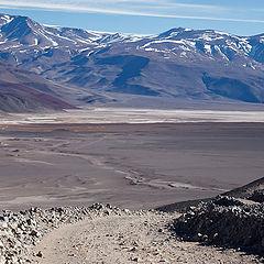 """фото """"Road to Antofagasta"""""""