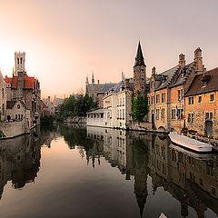 """photo """"Old Bruges"""""""